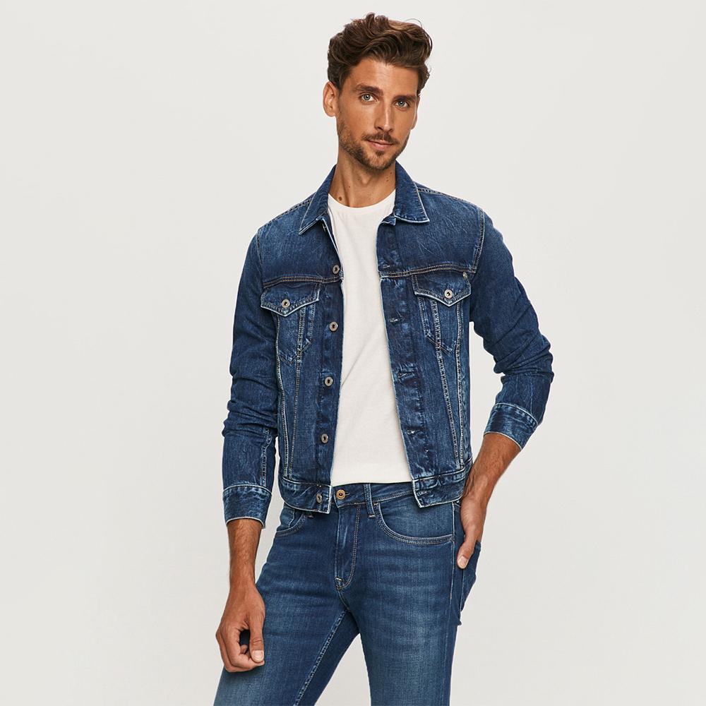 Pepe Jeans pánská džínová bunda