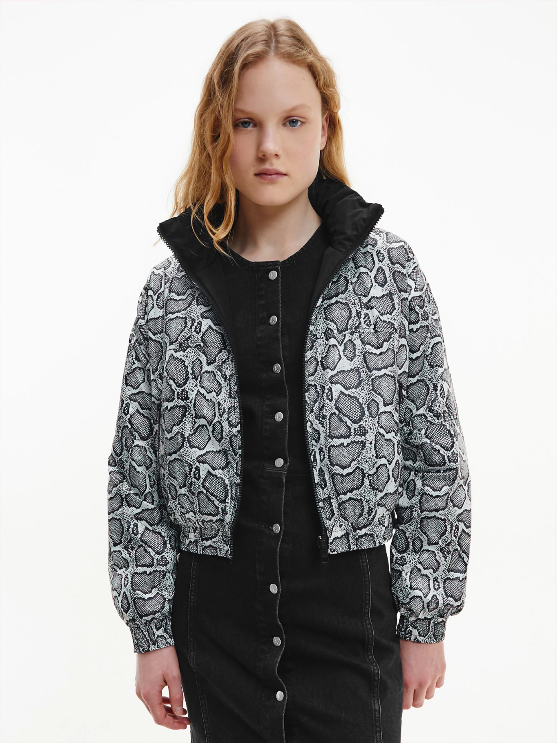 Calvin Klein dámská oboustranná bunda