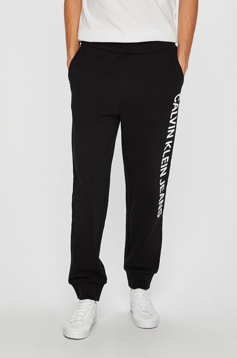 9112ef9de9 Calvin Klein pánské černé tepláky