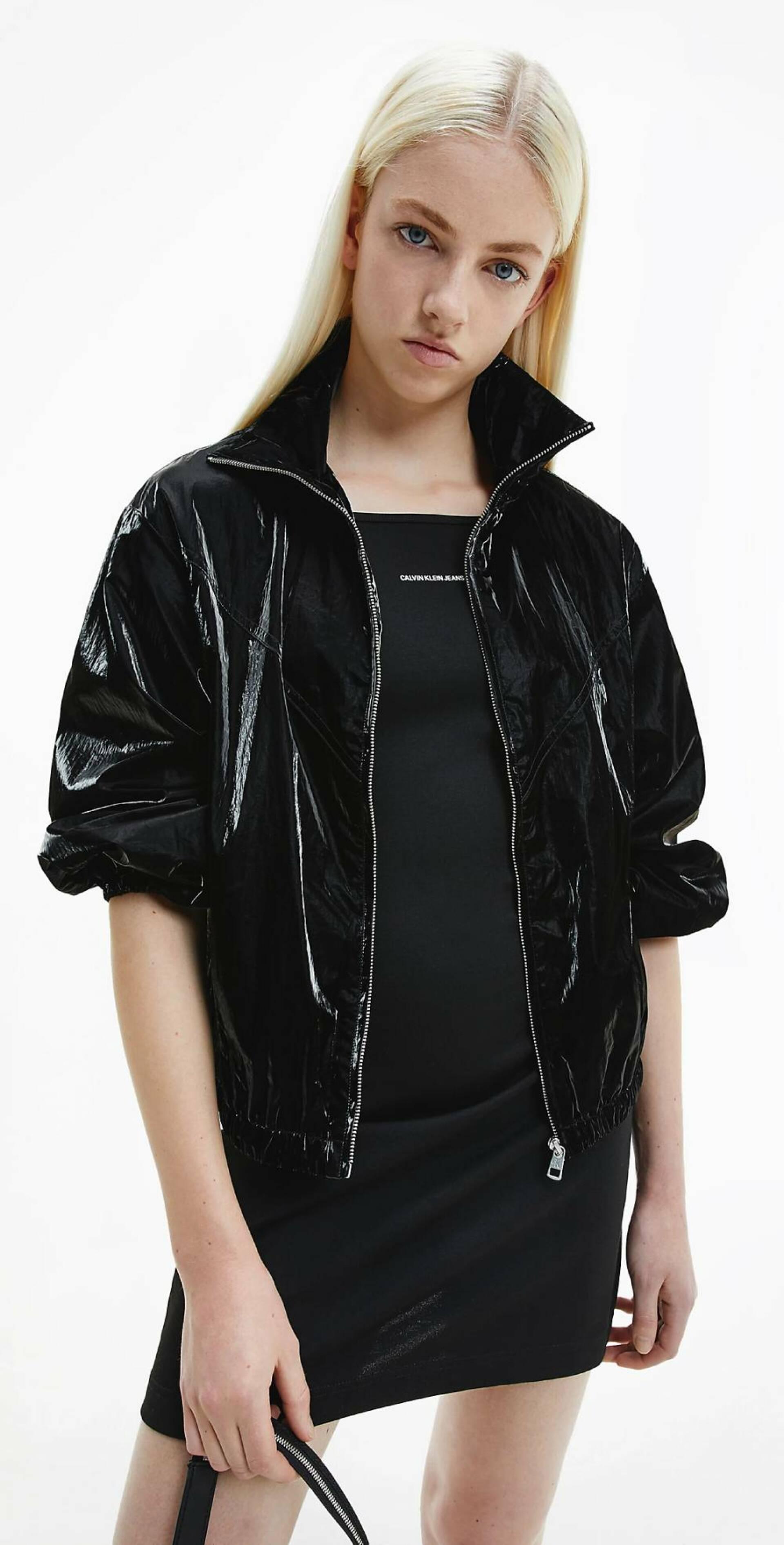 Calvin Klein dámská černá bunda