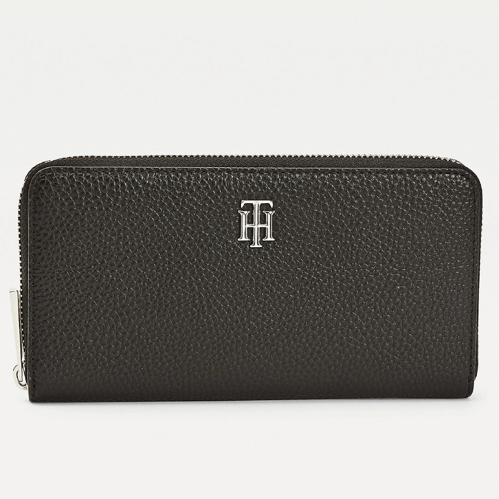Tommy Hilfiger dámská černá peněženka