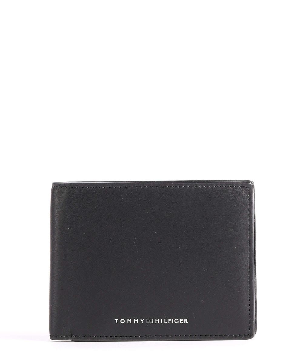 Tommy Hilfiger pánská černá peněženka