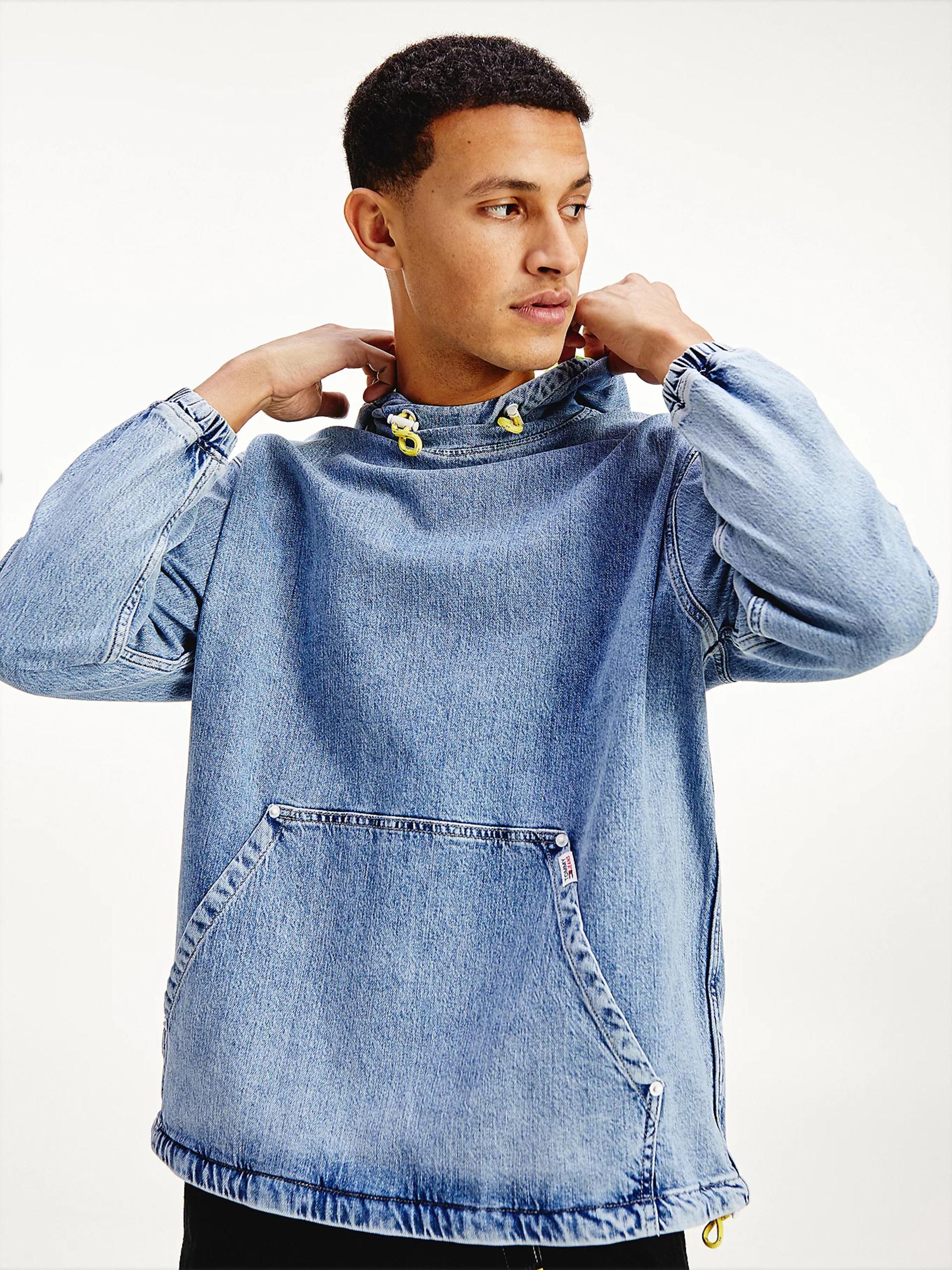 Tommy Jeans pánská džínová bunda