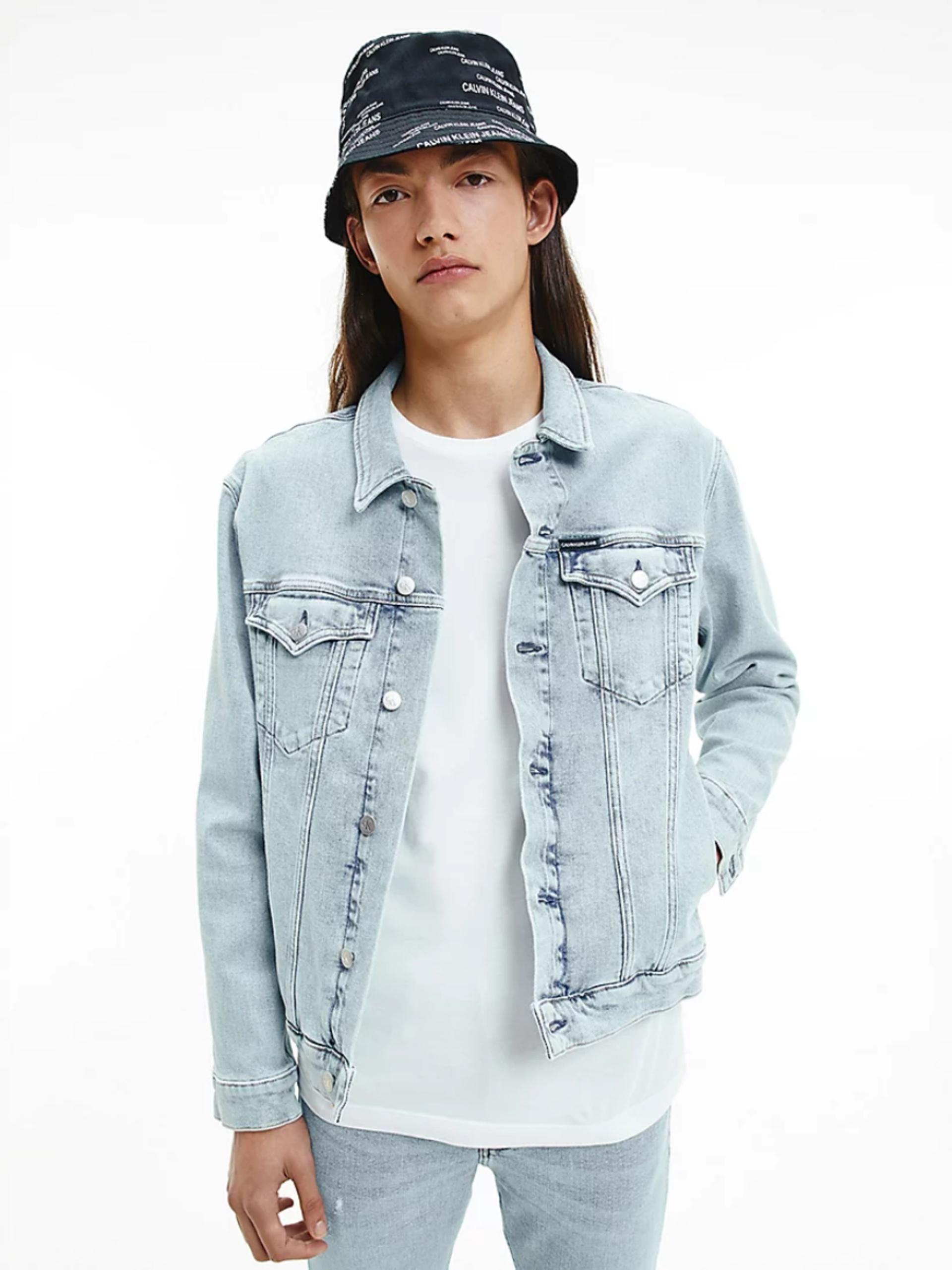 Calvin Klein pánská džínová bunda