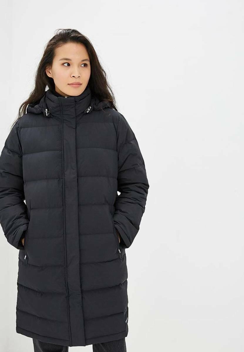 Calvin Klein dámská černá bunda Puffer