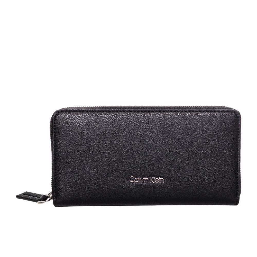 Calvin Klein dámská velká černá peněženka