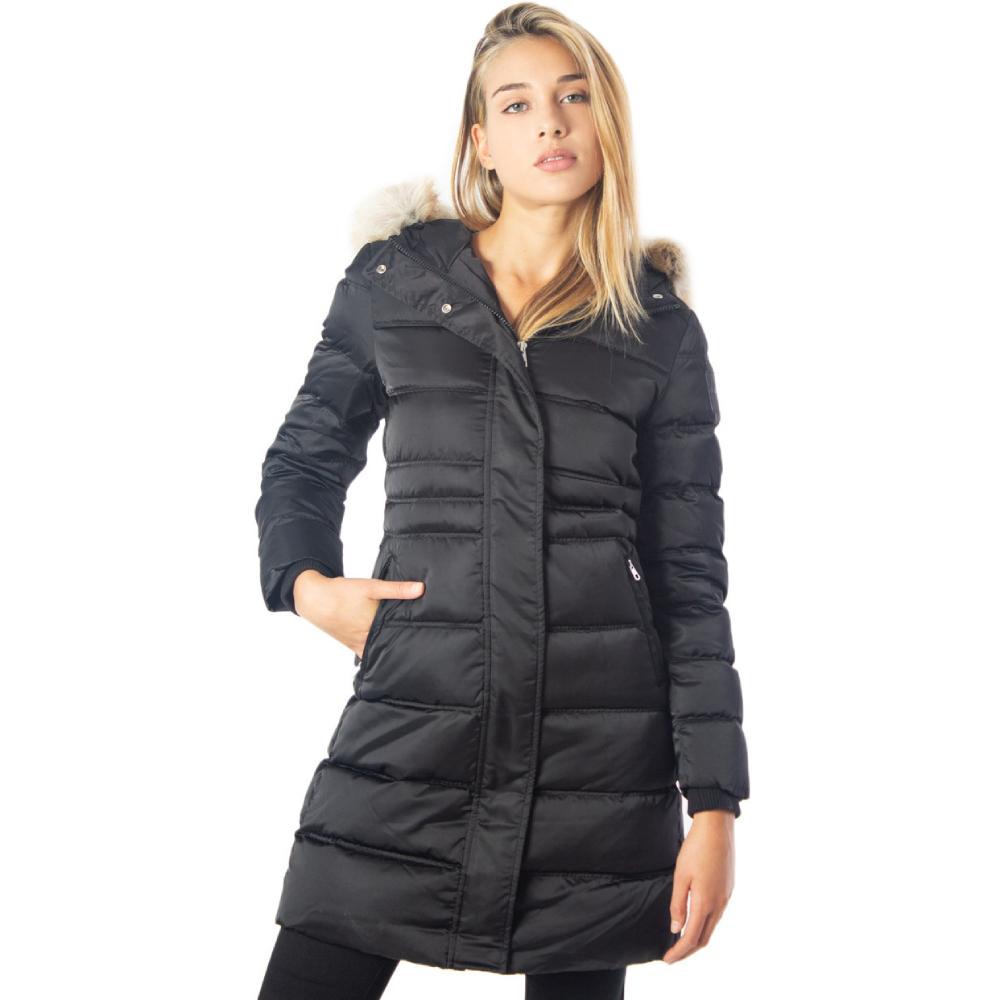 Calvin Klein dámská černá zimní bunda