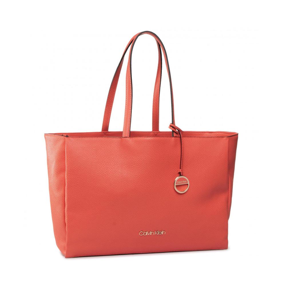 Calvin Klein dámská korálová kabelka