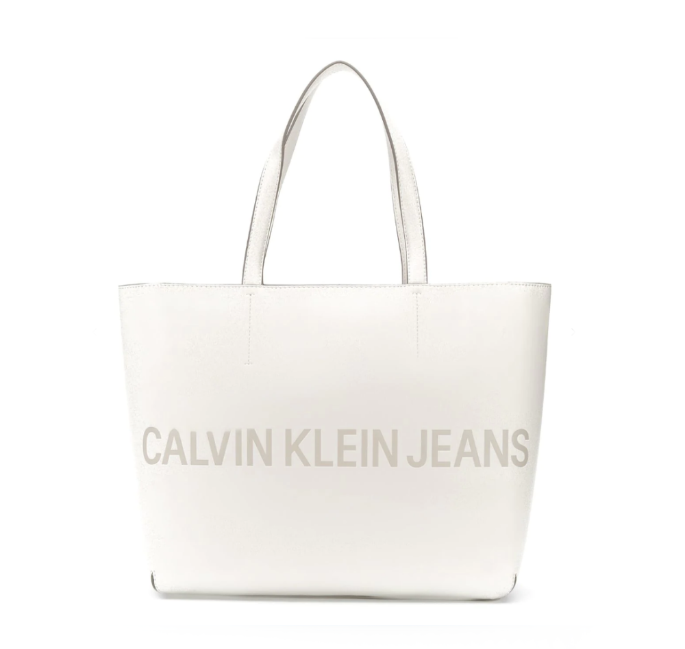 e74e4ba34e Calvin Klein dámská velká bílá kabelka