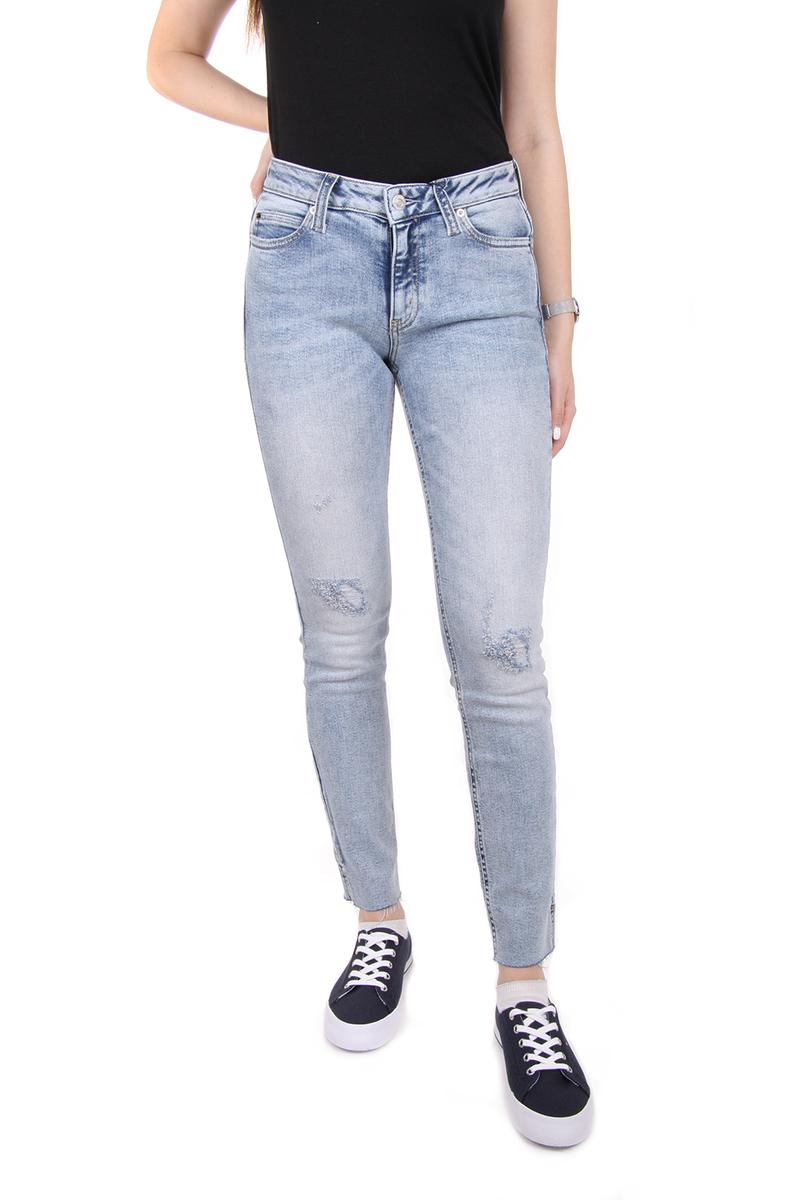 Calvin Klein dámské světle modré džíny