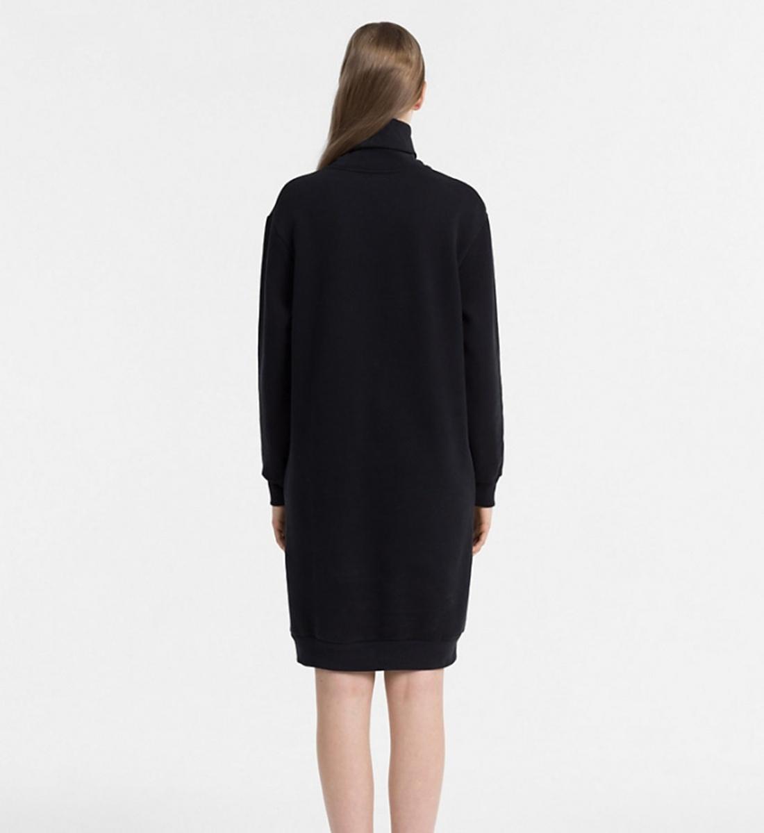 7369472e1a58 Calvin Klein dámské černé šaty Doll - Mode.cz