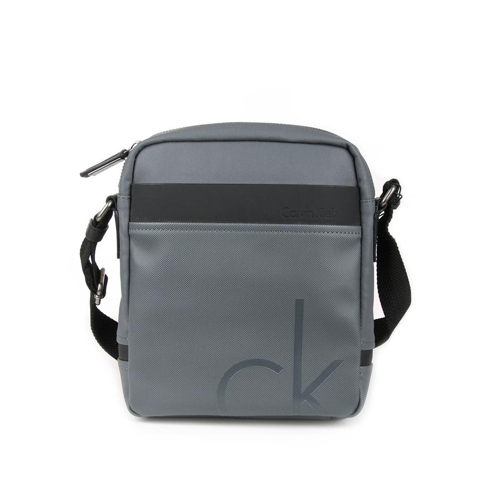 Calvin Klein pánská šedá taška Tom