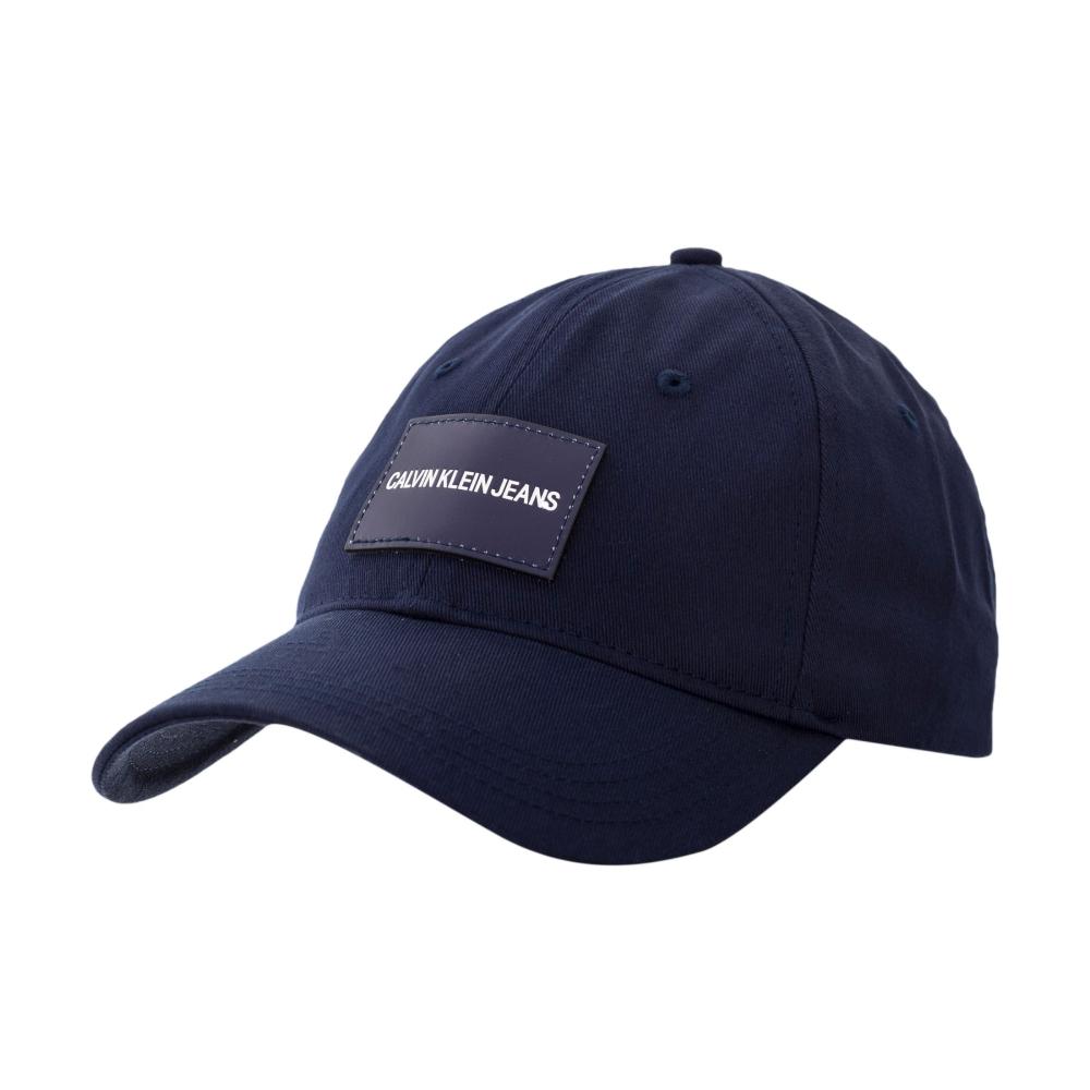 Levně Calvin Klein pánská tmavě modrá kšiltovka Baseball