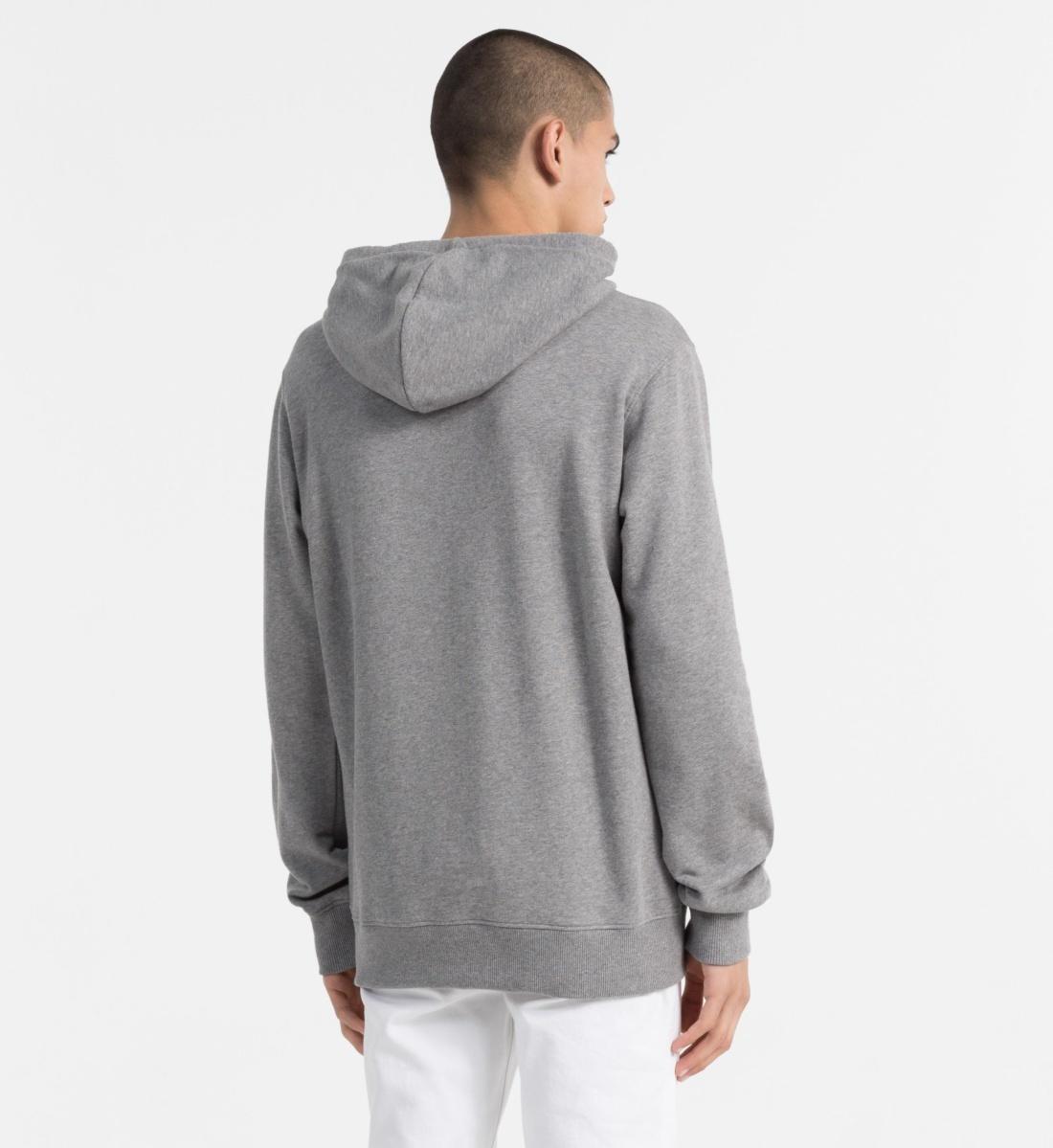 Calvin Klein pánská šedá mikina - Mode.cz afce43b70e