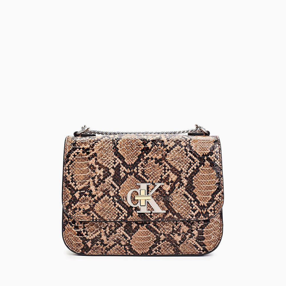 Calvin Klein dámská hnědá kabelka