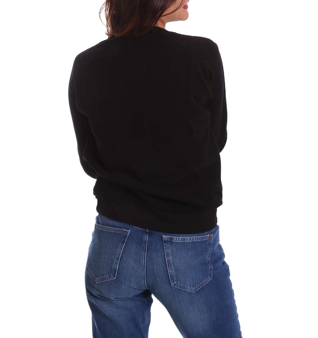 Pepe Jeans dámská černá mikina Nana - Mode.cz 43d85b942d4