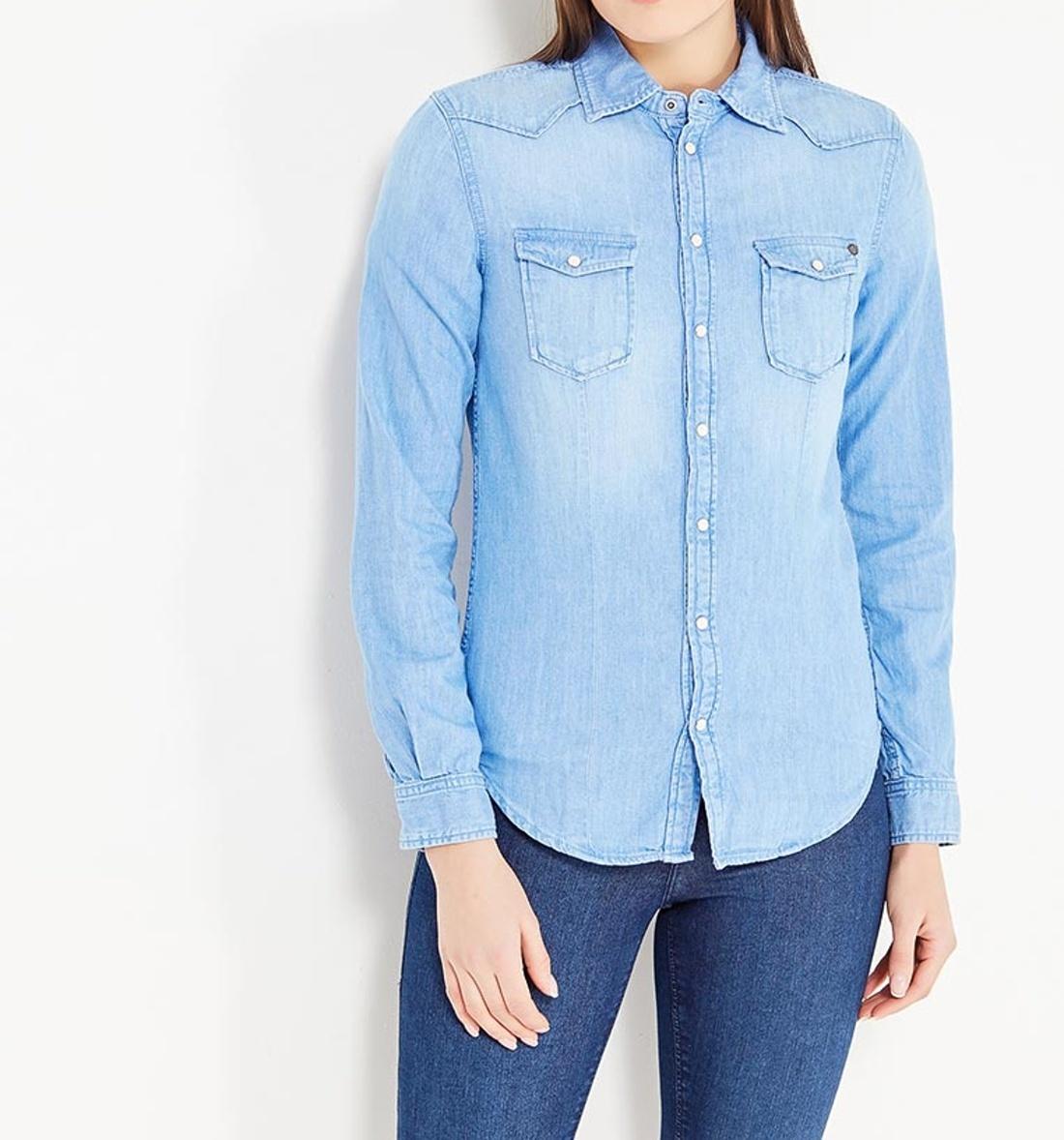 b7d1dccd7d7 Pepe Jeans dámská džínová košile Rosie - Mode.cz