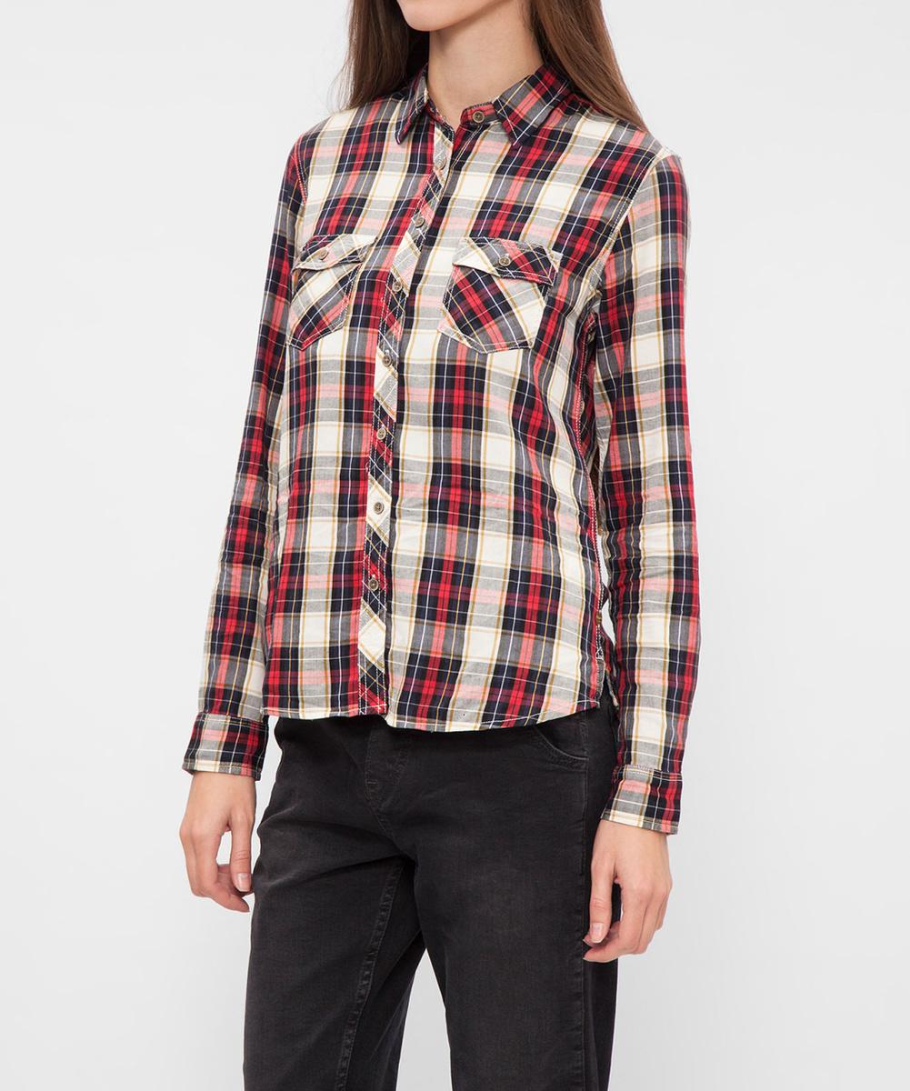 Pepe Jeans dámská kostkovaná košile