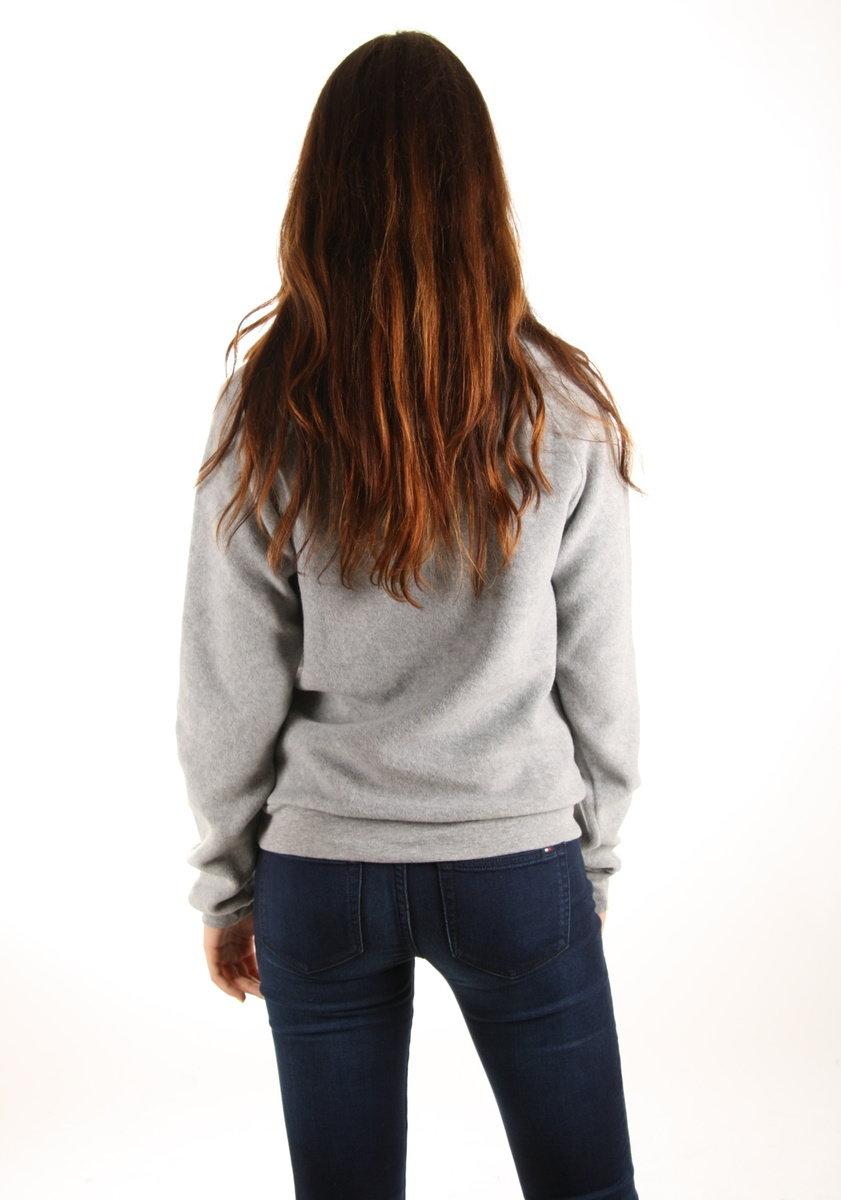 ab648775f Pepe Jeans dámská šedá mikina Cameron - Mode.cz