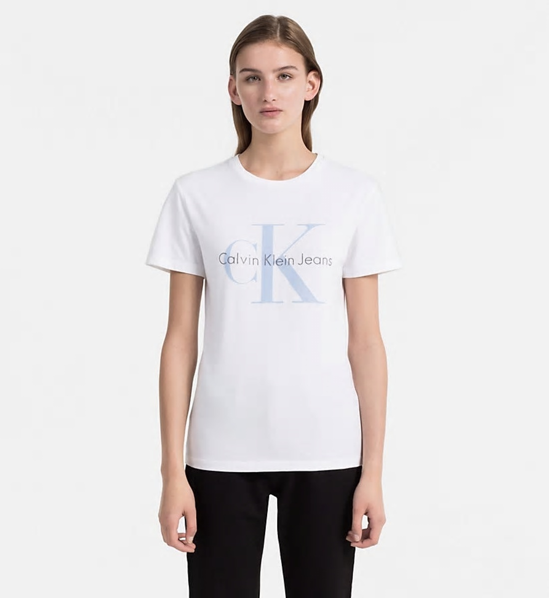 7ddf91620 Calvin Klein dámské bílé tričko - Mode.cz