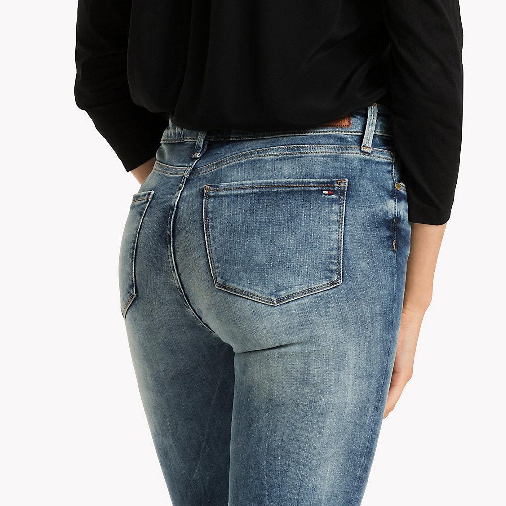 Tommy Hilfiger dámské světle modré džíny - Mode.cz 14c8124177