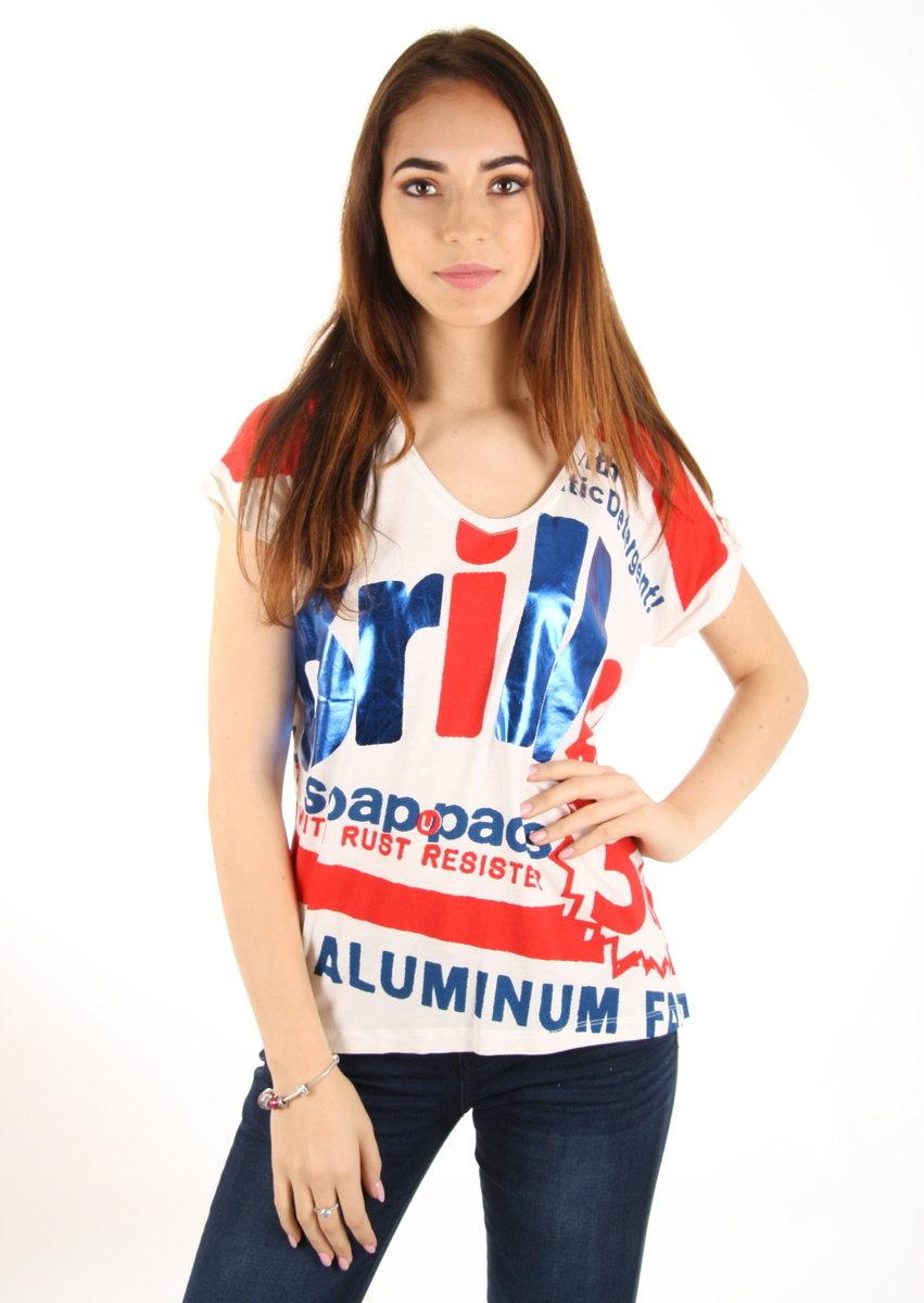 Pepe Jeans dámské tričko Kendal - Mode.cz 047b5e3492
