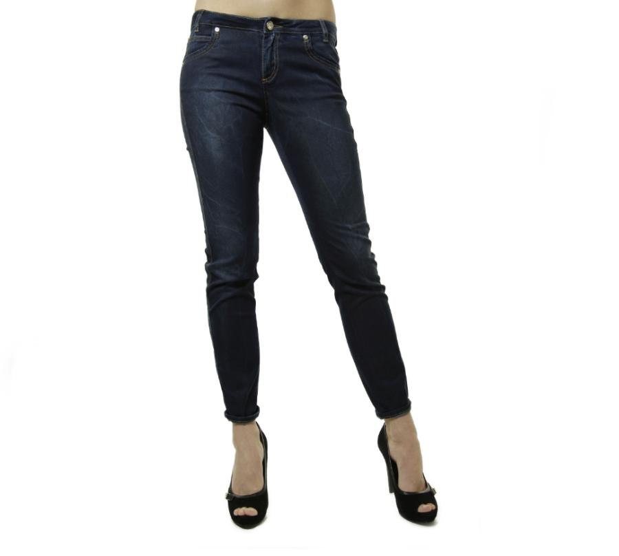 Guess by Marciano dámské tmavě modré džíny