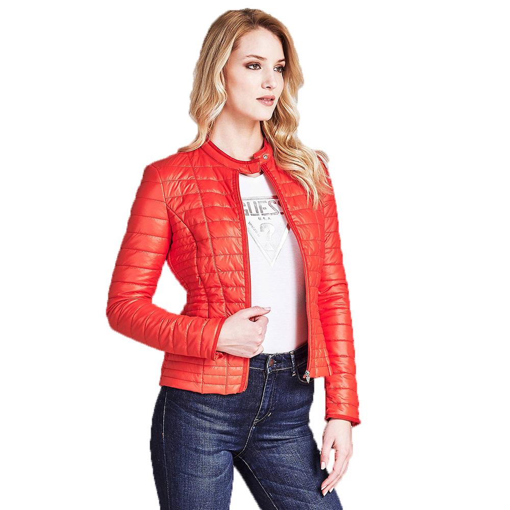 Guess dámská červená bunda