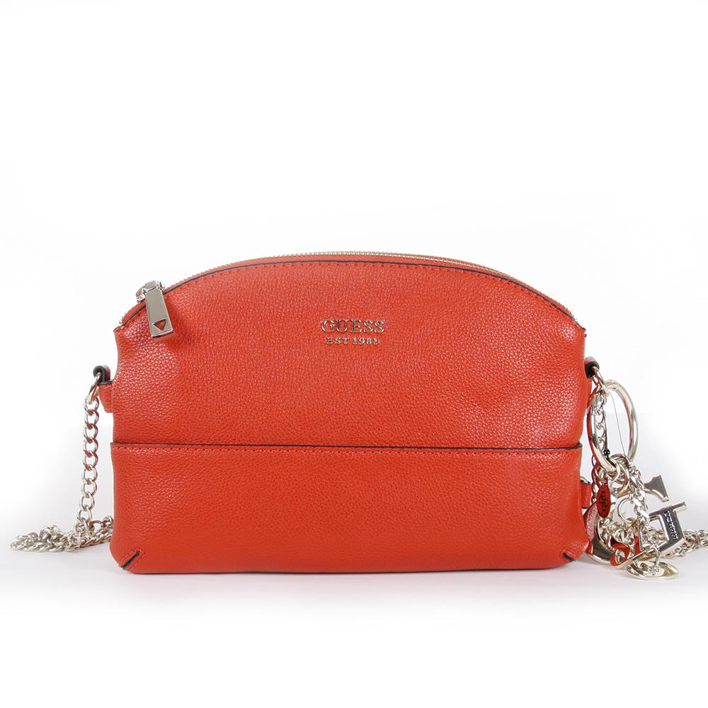 Guess dámská červená kabelka crossbody