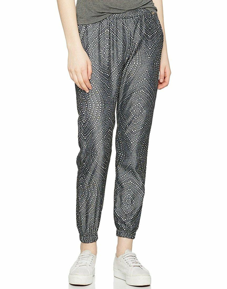 Guess dámské šedé volné kalhoty