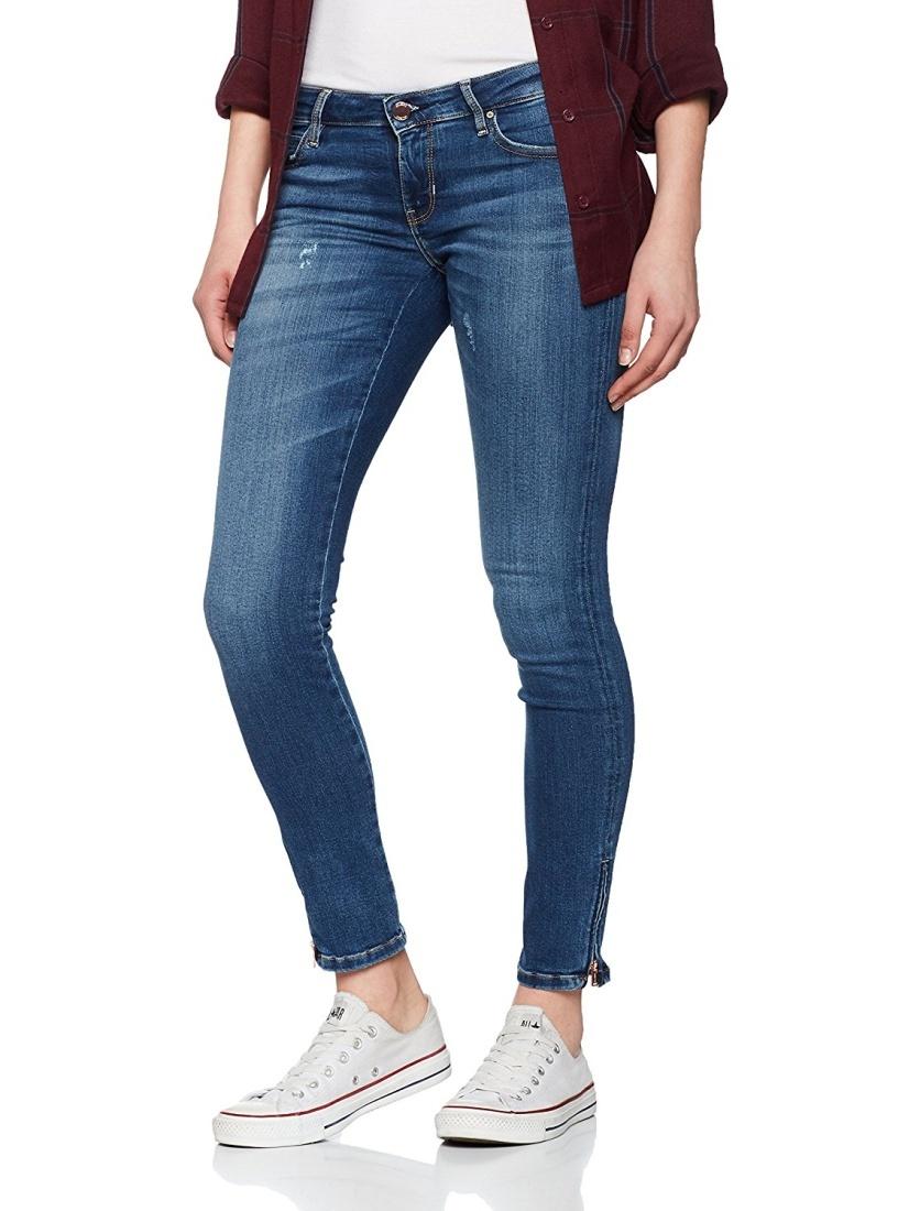 Guess dámské modré džíny - Mode.cz 8eb082e986