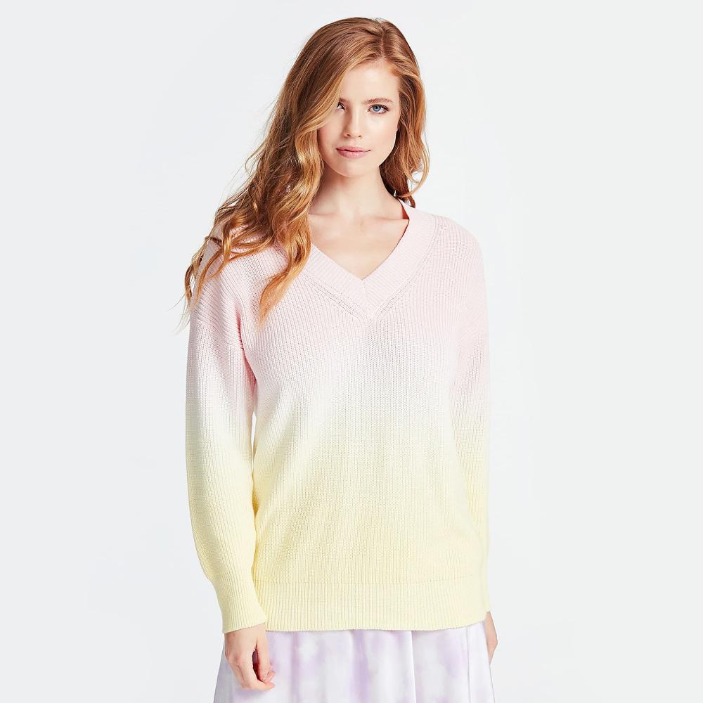 Guess dámský duhový svetr