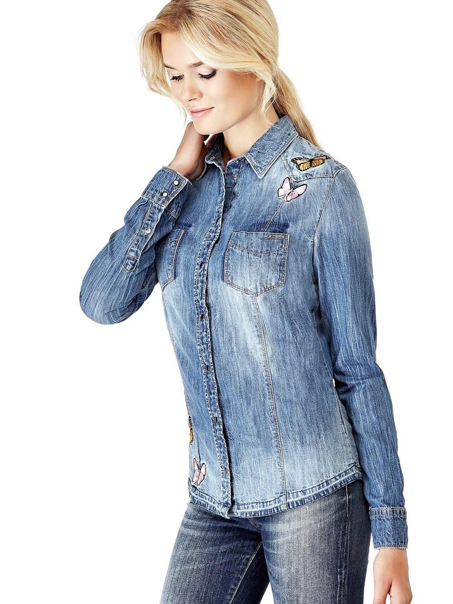 Guess dámská džínová košile