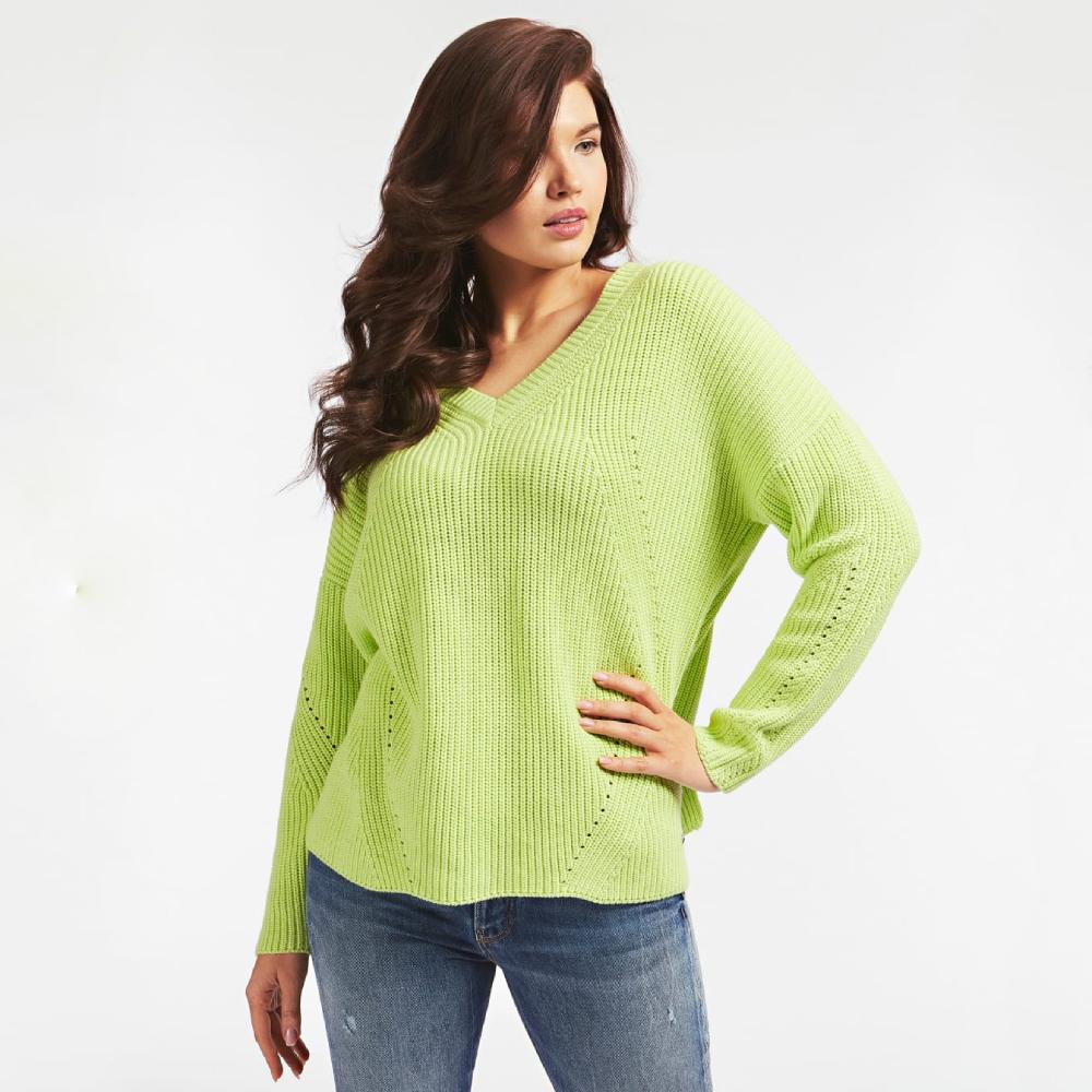 Guess dámský neonový svetr