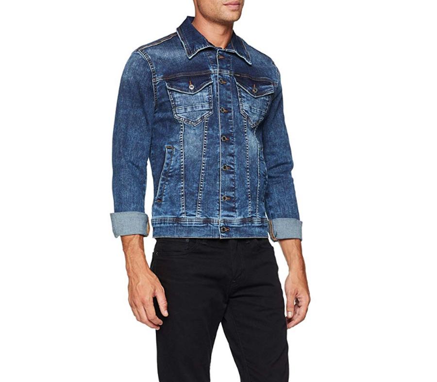 Guess pánská džínová bunda William
