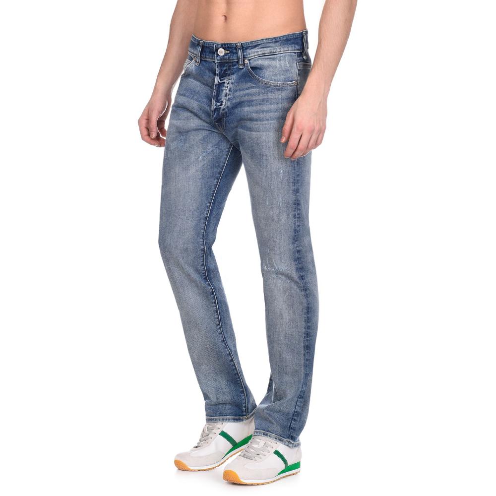 Guess pánské modré džíny Philip