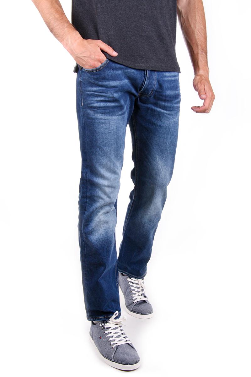 Guess pánské modré džíny Ventura