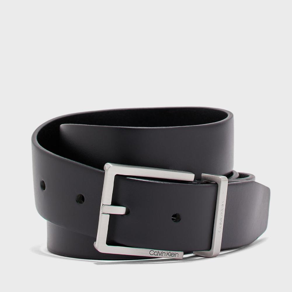 Calvin Klein pánský černý pásek