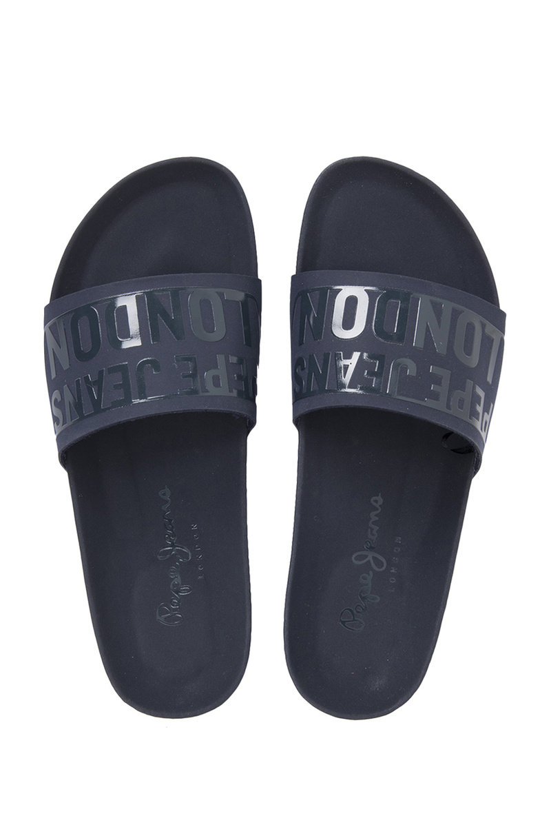 623f346aae6 Pepe Jeans pánské tmavě modré pantofle - Mode.cz