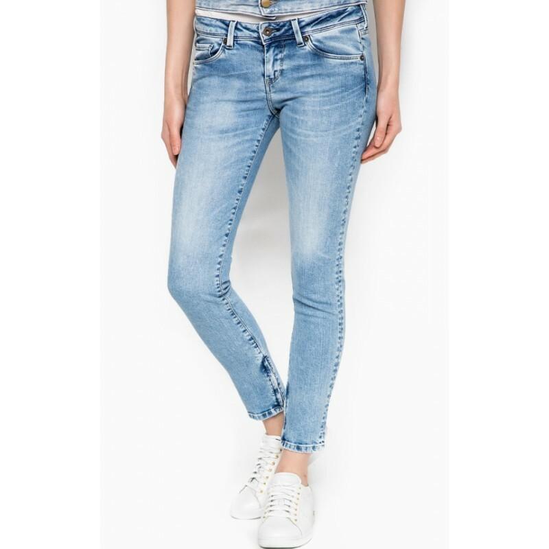 f62fac5a813 Pepe Jeans dámské světlé džíny Cher - Mode.cz