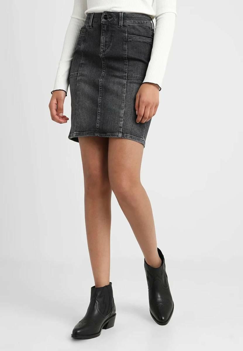 72599f2c7207 Pepe Jeans dámská džínová sukně Taylor