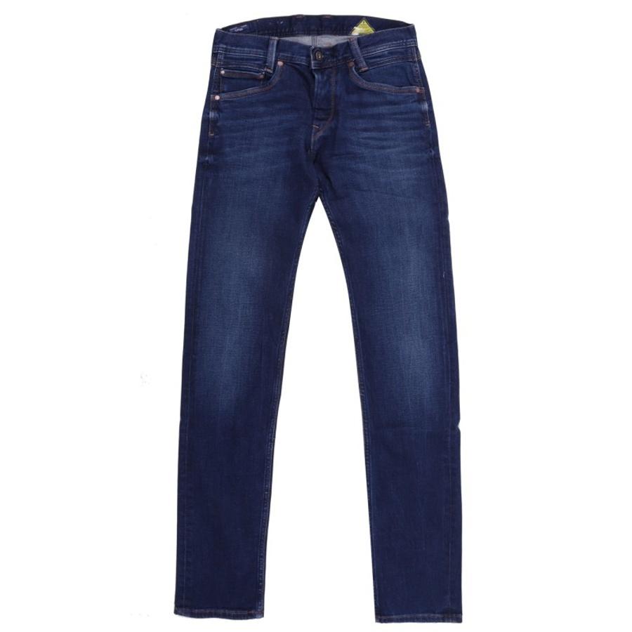 Pepe Jeans pánské tmavě modré džíny Spike - Mode.cz e4dfcfdac3