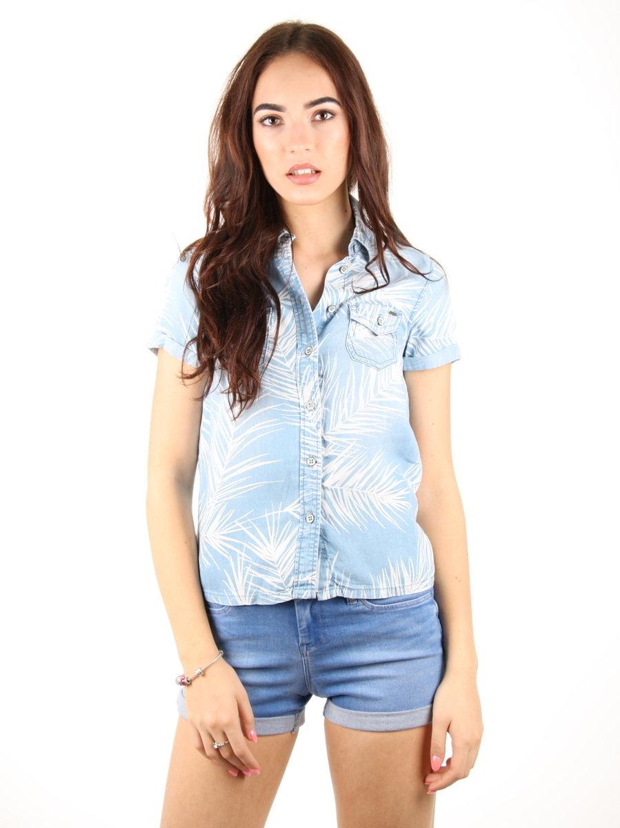 Pepe Jeans dámská džínová košile