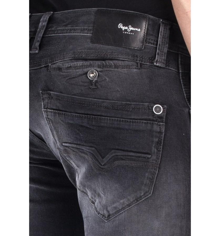 Pepe Jeans pánské šedé džíny Spike - Mode.cz 09f759c10b