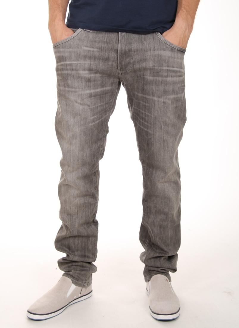Pepe Jeans pánské šedé džíny Zinc - Mode.cz 942b6ab5fd