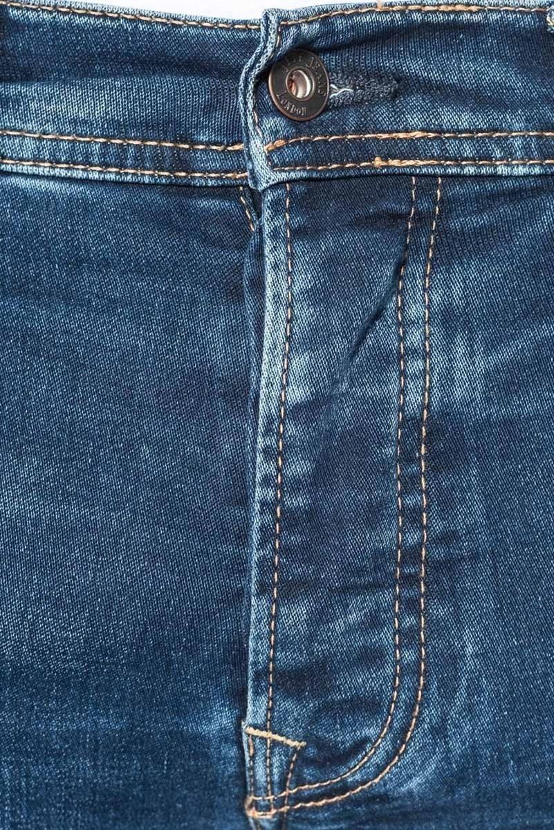 Pepe jeans pánské tmavě modré džíny Track - Mode.cz 044837b509