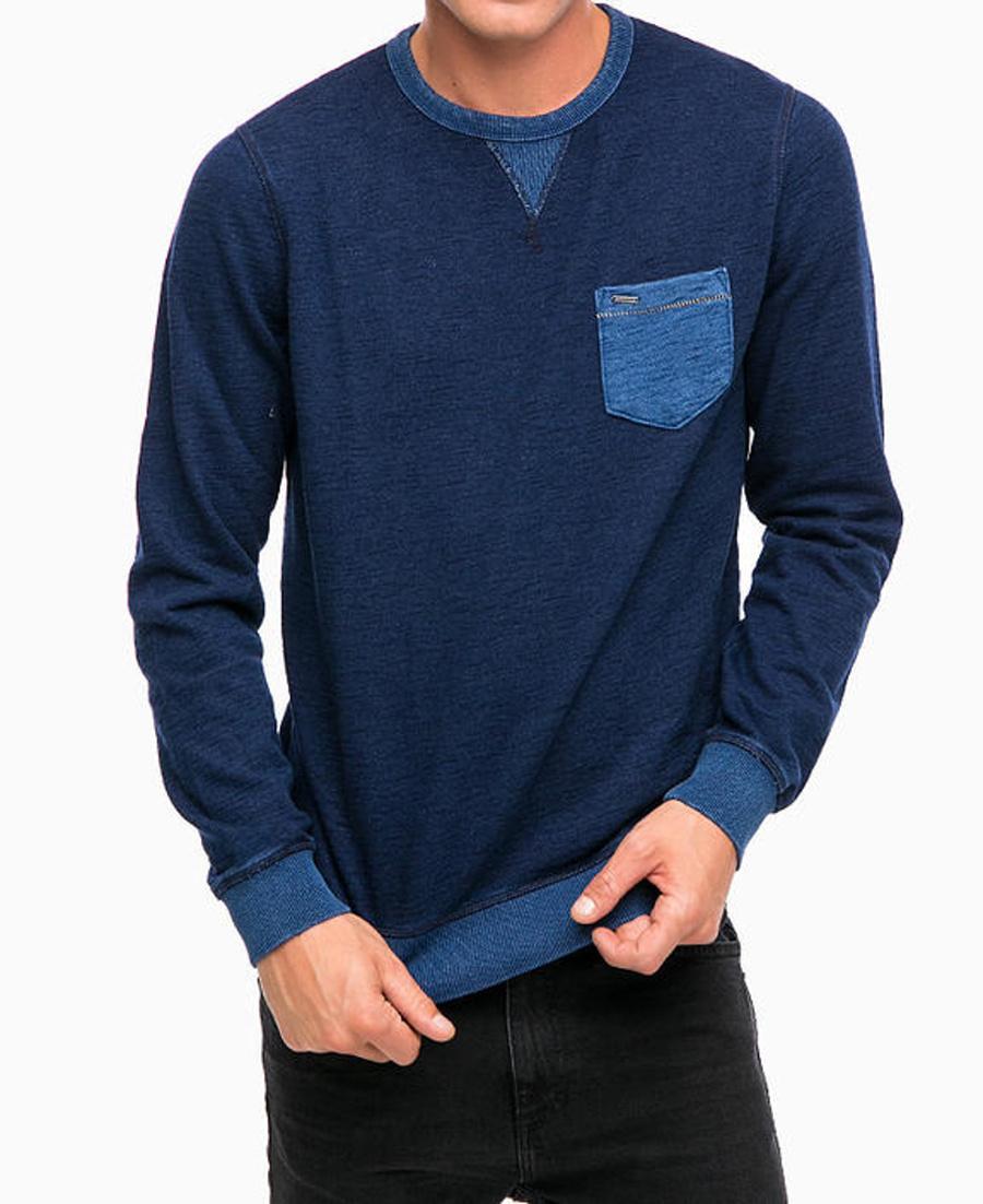 Pepe Jeans pánská tmavě modrá mikina - XL (561)