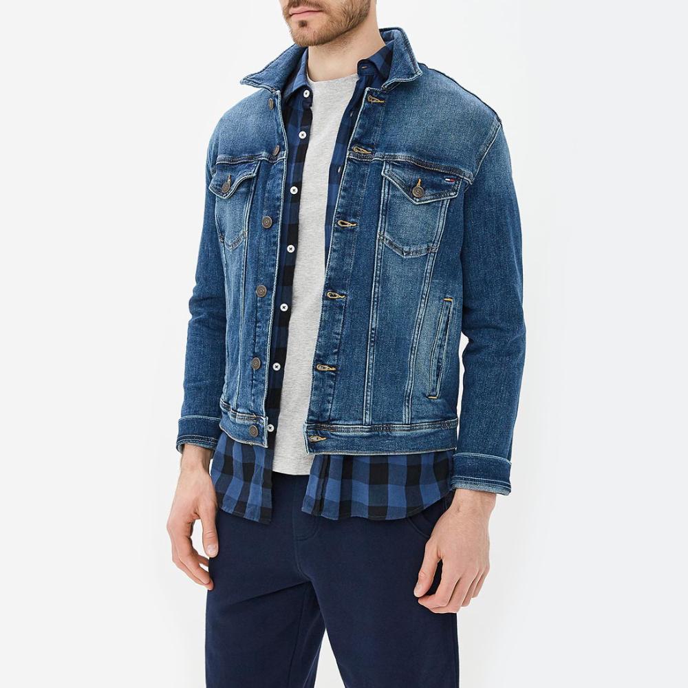 Tommy Hilfiger pánská džínová bunda