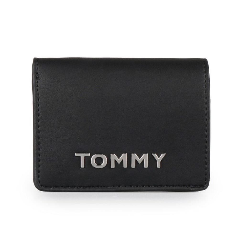 Tommy Hilfiger dámská černá malá peněženka