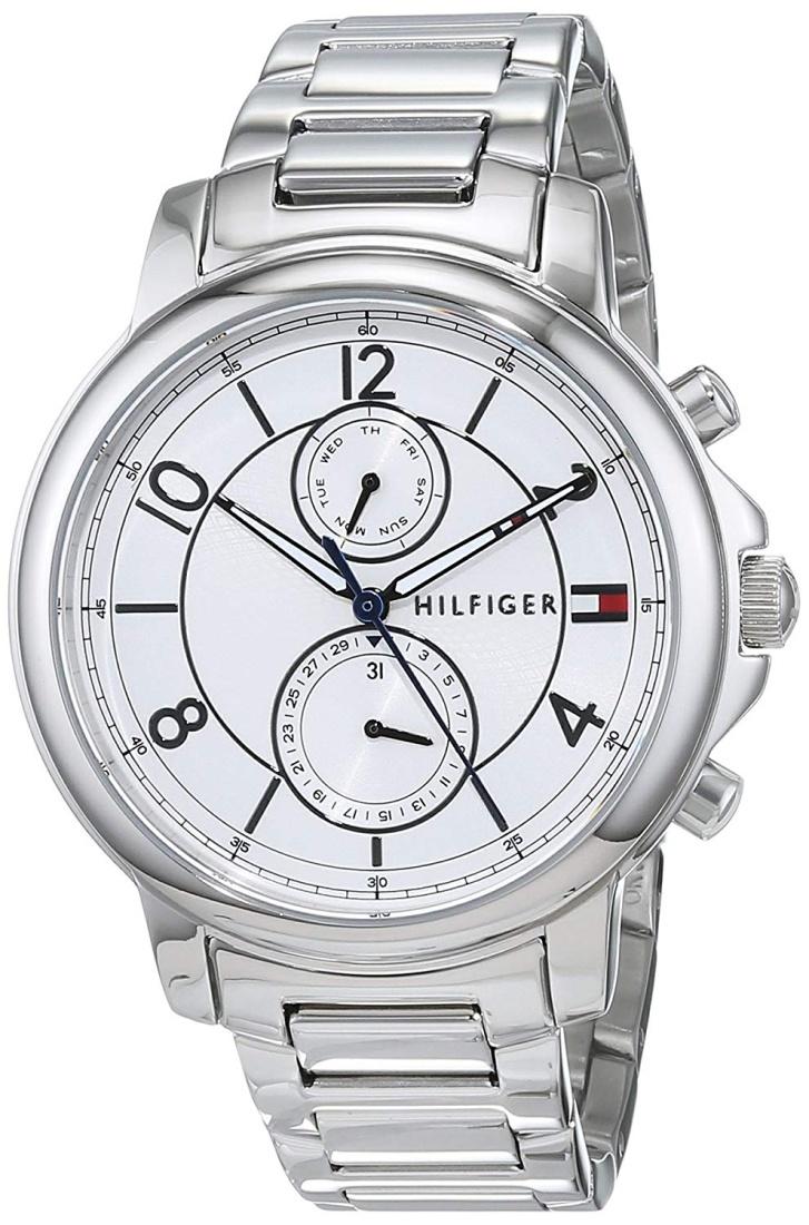 Tommy Hilfiger dámské stříbrné hodinky